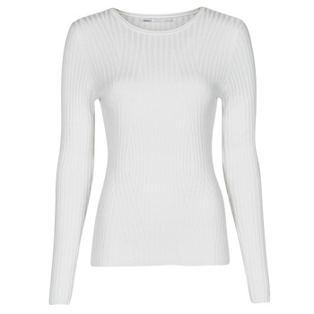 Textil Mulher camisolas Only ONLNATALIA Cru