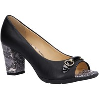 Sapatos Mulher Escarpim Geox D828XB 00085 D ANNYA SPUNTATO Negro