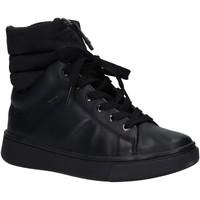 Sapatos Mulher Sapatilhas de cano-alto Geox D643MA 00085 D MAYRAH B ABX Negro