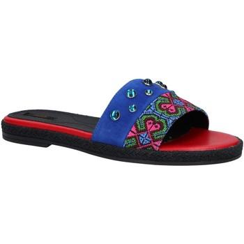 Sapatos Mulher Chinelos Geox D825SH 021AW D KOLLEEN Azul