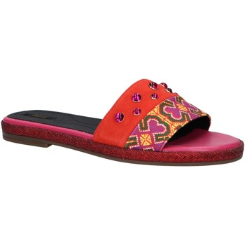 Sapatos Mulher Chinelos Geox D825SH 021AW D KOLLEEN Rojo