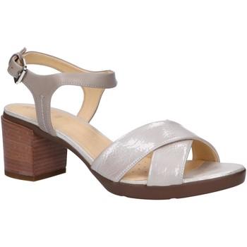 Sapatos Mulher Sandálias Geox D827XC 0HEBC D ANNYA MID Gris