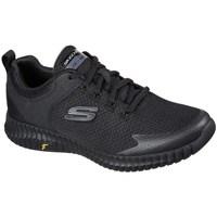 Sapatos Homem Sapatilhas Skechers Elite Flex Prime Take Over Preto