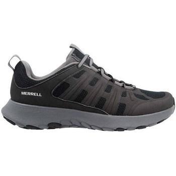 Sapatos Homem Sapatilhas Merrell Cloud Moab Castanho