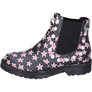 Sapatos Mulher Botins La Fille Des Fleurs  Preto