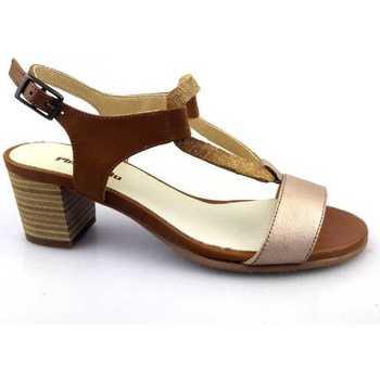Sapatos Mulher Sandálias PintoDiBlu 63010-03 Multicolor