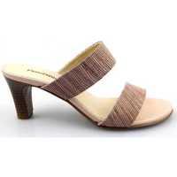 Sapatos Mulher Chinelos PintoDiBlu 63030-03 Rosa