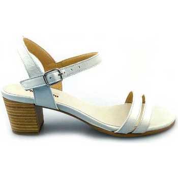 Sapatos Mulher Sandálias PintoDiBlu 63101-04 Branco
