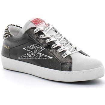 Sapatos Mulher Sapatilhas Semerdjian  Noir