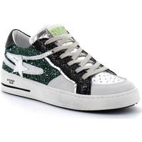 Sapatos Mulher Sapatilhas Semerdjian  Vert