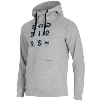 Textil Homem Sweats 4F BLM014 Cinzento