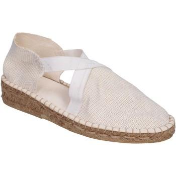 Sapatos Mulher Alpargatas Made In Italia BH501 Ouro