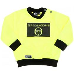 Textil Homem Sweats Sergio Tacchini  Amarelo