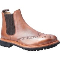 Sapatos Homem Botas baixas Cotswold  Brown