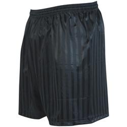 Textil Criança Shorts / Bermudas Precision  Preto
