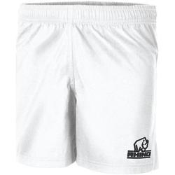 Textil Criança Shorts / Bermudas Rhino  Branco