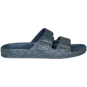 Sapatos Mulher Chinelos Cacatoès Trancoso Azul
