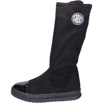 Sapatos Rapariga Botas Fiorucci BH520 Preto