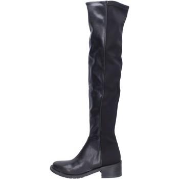 Sapatos Mulher Botas altas Olga Rubini  Preto