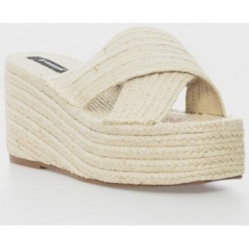 Sapatos Mulher Chinelos Kamome Trends 3R6 Beige