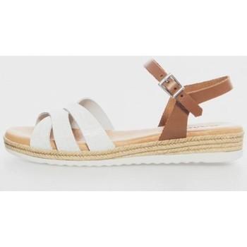 Sapatos Mulher Sandálias Kamome 4832 Blanco