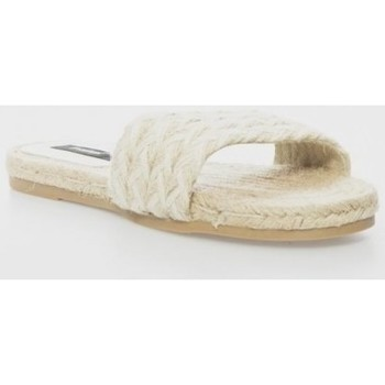 Sapatos Mulher Chinelos Kamome Trends 2S30 Beige