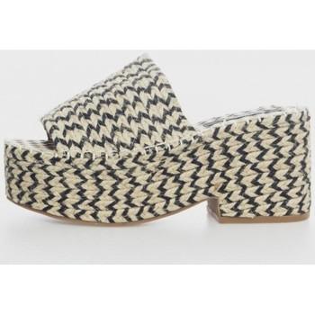 Sapatos Mulher Chinelos Kamome Trends 3M166 Negro