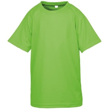 Textil Rapaz T-Shirt mangas curtas Spiro S287J Tília