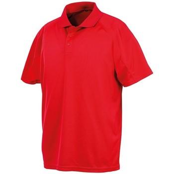 Textil Homem Polos mangas curta Spiro S288X Vermelho