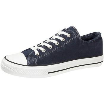 Sapatos Homem Sapatilhas Dek  Marinha