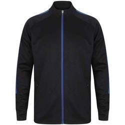 Textil Homem Casacos fato de treino Finden & Hales LV871 Marinha/Royal