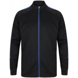 Textil Rapaz Casacos fato de treino Finden & Hales LV873 Marinha/Royal