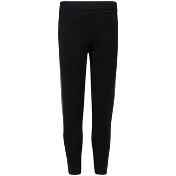 Textil Rapaz Calças de treino Finden & Hales LV883 Preto/Gunmetal