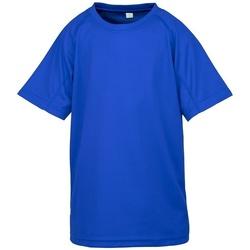 Textil Criança T-Shirt mangas curtas Spiro SR287B Real