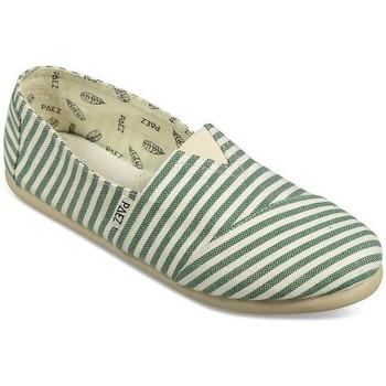Sapatos Mulher Alpargatas Paez Alpercatas Gum Original Classic W Surfy Green Beige Verde