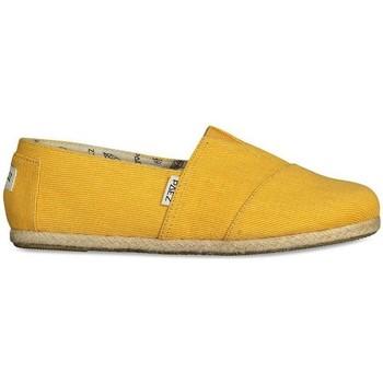 Sapatos Mulher Alpargatas Paez Alpercatas Raw Original Essential W Maracuya Amarelo