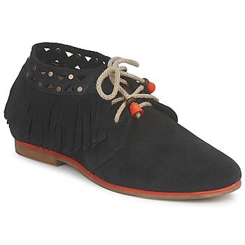 Sapatos Mulher Botas baixas Koah YASMINE Preto
