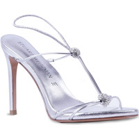 Sapatos Mulher Sandálias Stuart Weitzman VL09249 argento