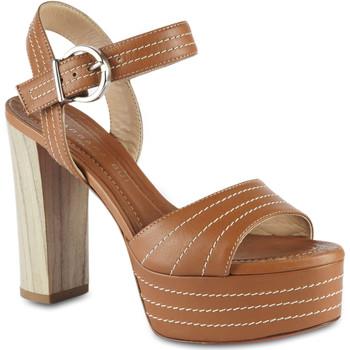 Sapatos Mulher Sandálias Barbara Bui N5341 MMN18 marrone