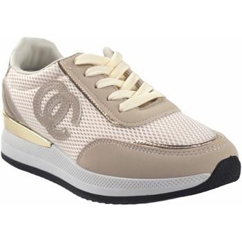 Sapatos Mulher Sapatilhas Bienve senhora  abx028 bege Branco