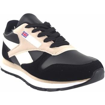 Sapatos Mulher Sapatilhas Bienve Sapato de senhora  abx080 preto Rosa