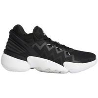 Sapatos Sapatilhas de basquetebol adidas Originals  Preto