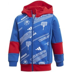 Textil Rapaz Sweats adidas Originals  Azul