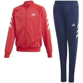 Textil Rapariga Todos os fatos de treino adidas Originals  Rosa