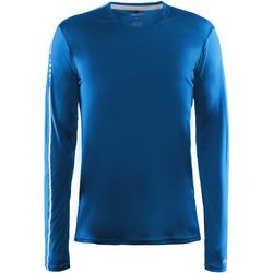Textil Homem T-shirt mangas compridas Craft CT089 Azul sueco