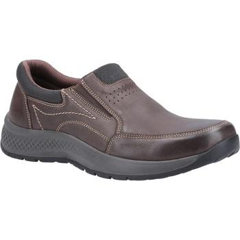 Sapatos Homem Mocassins Cotswold  Brown