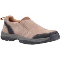 Sapatos Homem Sapatos de caminhada Cotswold  Tan