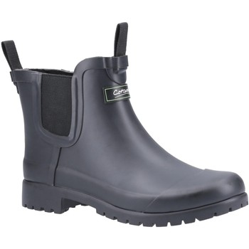 Sapatos Mulher Botas de borracha Cotswold  Preto