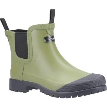 Sapatos Mulher Botas de borracha Cotswold  Verde
