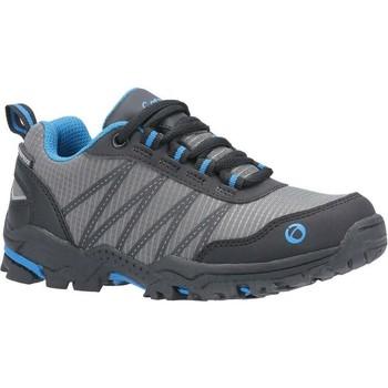 Sapatos Criança Multi-desportos Cotswold  Azul/Cinza